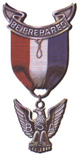 Eagle Scout Award