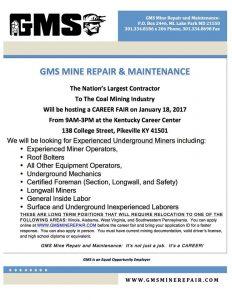 GMS Job Fair