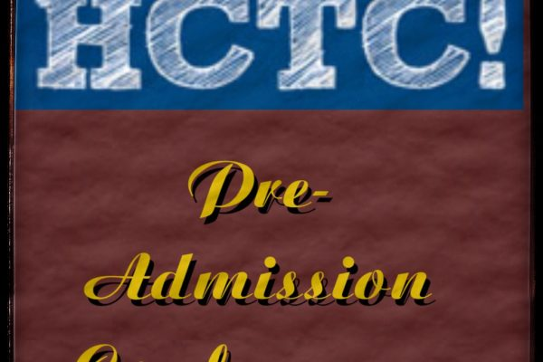 HCTC Pre-Admission Conferences