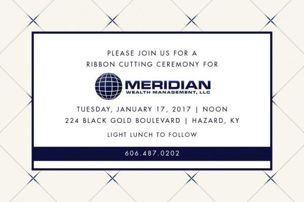 Meridian Invite