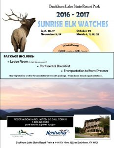 Elk Watch
