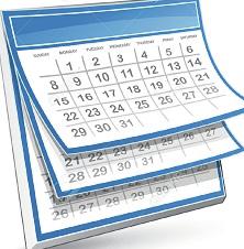 Herald Calendar