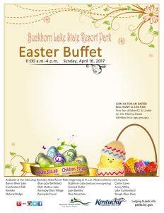 Buffet Flyer