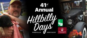 Hillbilly Days Flyer