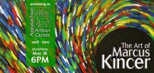 Marcus Kincer - Exhibit Reception