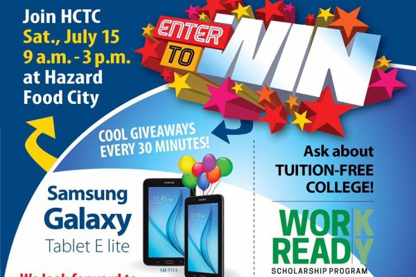 Food City, HCTC, Giveaways