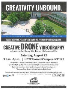 HCTC Drone Class