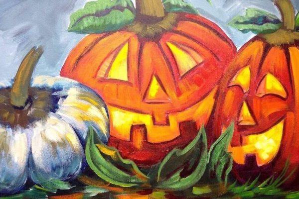 Saurer Painting Class Fundraiser