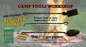 Camp Fire Tools