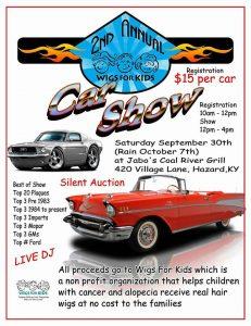 Wigs For Kids Car Show - Kids car show