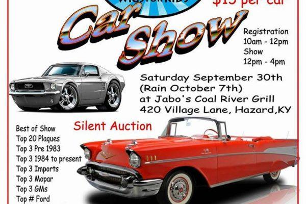 Jabo's Car Show