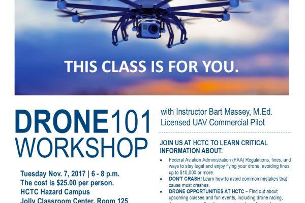 Drone 101 - November 2017