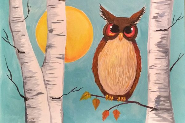Paint an Owl