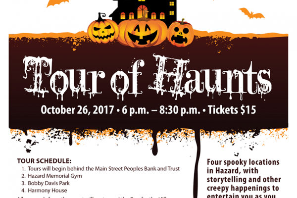 HCTC Tour of Haunts