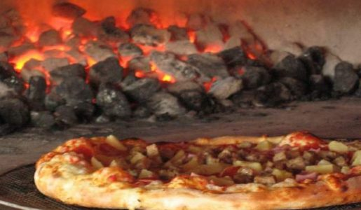 Coal Fired Oven Pizza