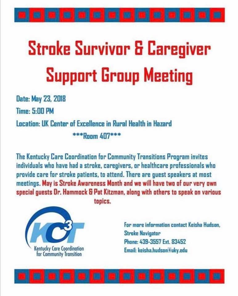 stroke survivors group