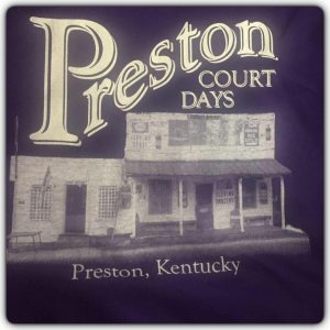 2019 Preston Court Days @ Preston, Ky | Preston | Kentucky | United States
