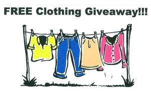 Clothing Giveaway!! @ Upper Second Creek Missionary Baptist Church   Hazard   Kentucky   United States