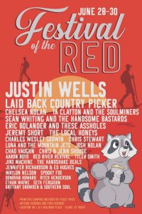 Festival of the RED @ Slade, KY (90 L&E Railroad Place) | Slade | Kentucky | United States