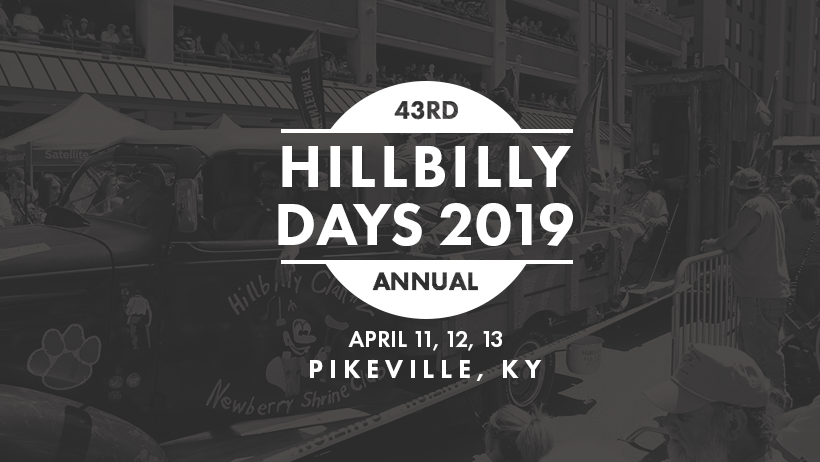 Hillbilly Days Festival 2019 - Pikeville @ Pikeville | Pikeville | Kentucky | United States