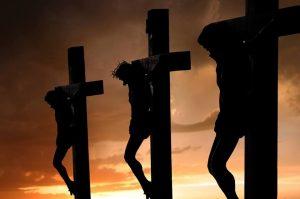 Holy Saturday - Reenacted Crucifixion Scene @ Paul E. Patton Eastern Kentucky Veterans Center | Hazard | Kentucky | United States