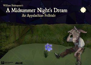 A Midsummer Night's Dream: An Appalachian Folktale @ Middle Creek National BattleField | Prestonsburg | Kentucky | United States