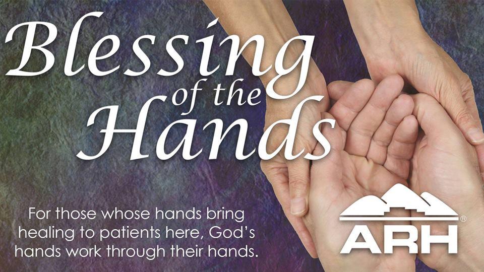Blessing of the Hands @ ARH Regional Medical Center | Hazard | Kentucky | United States