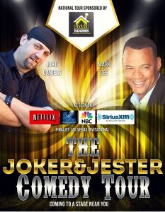Jokers and Jester Comedy Tour @ Fairway Grille - Country Club | Hazard | Kentucky | United States