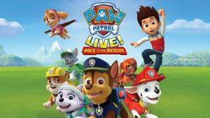 PAW Patrol Live!: Race to the Rescue @ East Kentucky Expo Center | Pikeville | Kentucky | United States