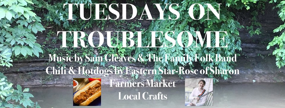Tuesdays on Troublesome @ Knott County Farmer's Market | Hindman | Kentucky | United States