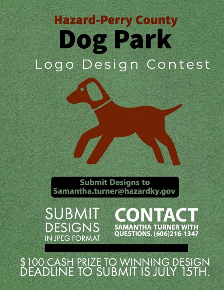 Dog Park Logo Design Contest Deadline