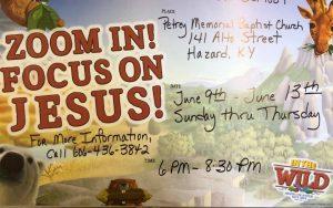 Vacation Bible School at Petrey @ Petrey Memorial Baptist | Hazard | Kentucky | United States