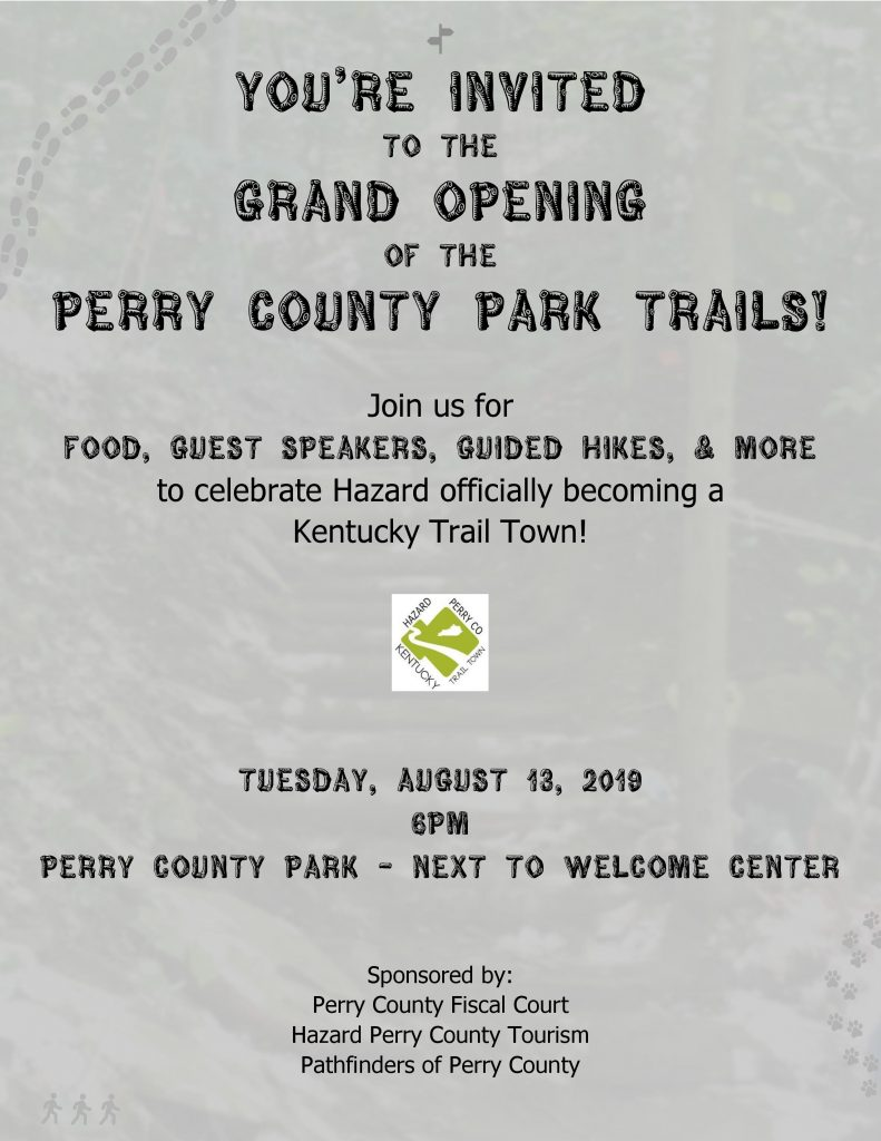 Grand Opening - Perry County Park Trails (Kentucky Trail Town) @ Perry County Park | Hazard | Kentucky | United States