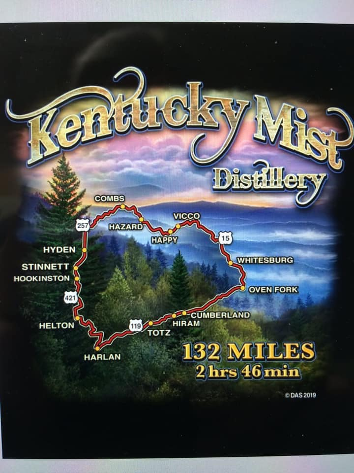 Official Grand Opening of Kentucky Mist Loop @ Kentucky Mountain Distillery - Whitesburg | Whitesburg | Kentucky | United States