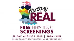 Recovery is Real Free Rapid Hep C Screening Event @ Parking Lot beside Health Dept. | Hazard | Kentucky | United States
