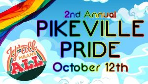 2nd Annual Pikeville Pride @ Pikeville City Park