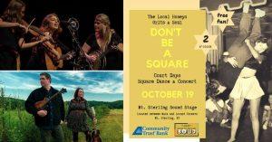 Court Days Square Dance & Concert - Mt Sterling @ Mt Sterling