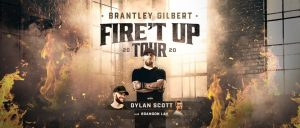 Brantley Gilbert's Fire't Up Tour 2020 @ Appalachian Wireless Arena | Pikeville | Kentucky | United States