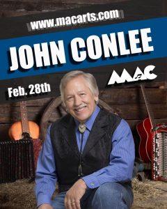 John Conlee - The MAC @ The MAC   Prestonsburg   Kentucky   United States