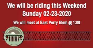 Ridge Runners - February Ride @ East Perry Elementary School   Hazard   Kentucky   United States