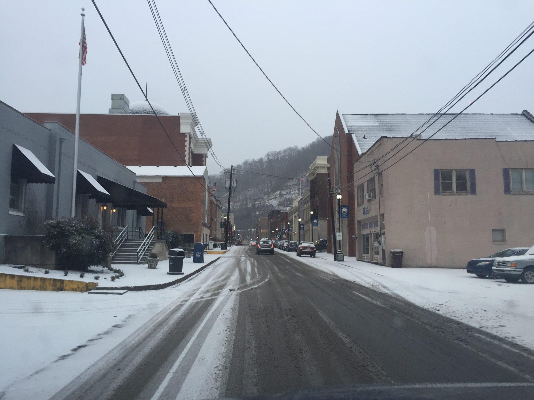 Snowy Hazard