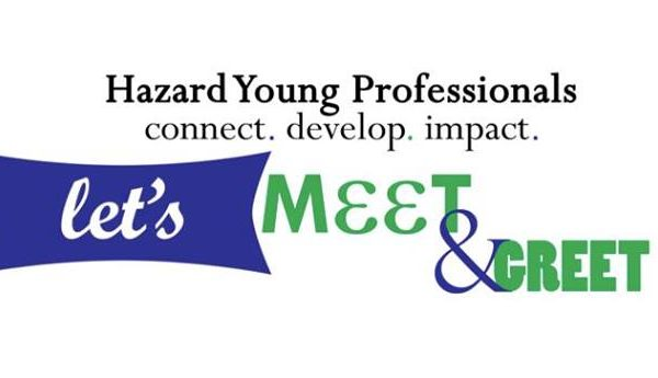 Young Professionals Meet and Great