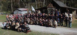 Leatherwood Reenactment