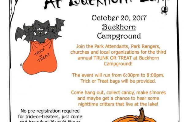 Buckhorn Halloween