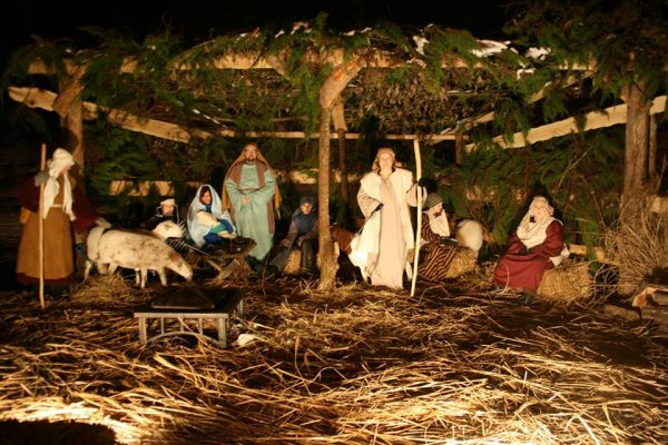 Nativity Drive By