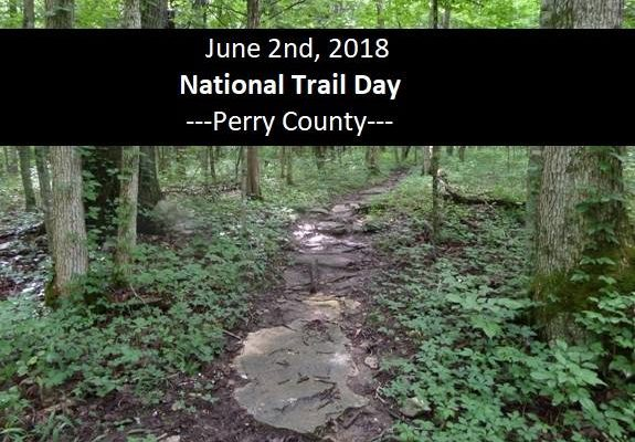Hiking Perry County Park