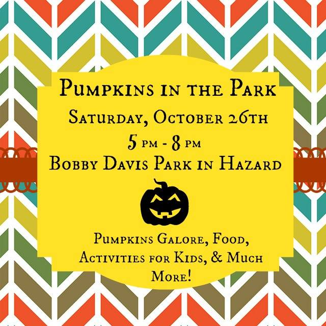 Pumpkins in the Park @ Bobby Davis Museum and Park   Hazard   Kentucky   United States