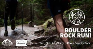 Boulder Rock Run @ Perry County Park   Hazard   Kentucky   United States