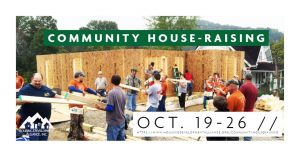 Community House-Raising @ HDA - Contact for more details   Hazard   Kentucky   United States