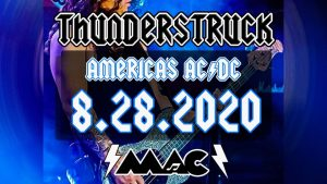 Thunderstuck: America's AC/DC at Mountain Arts Center @ Mountain Arts Center | Prestonsburg | Kentucky | United States